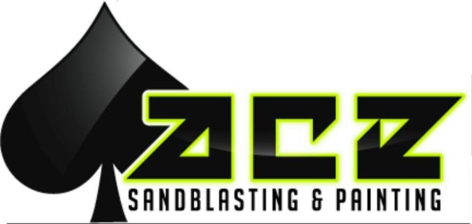 Ace sandblasting and painting lake charles lafayette la for Sandblasting and painting